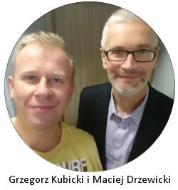 Grzegorz Kubicki i Maciej Drzewicki