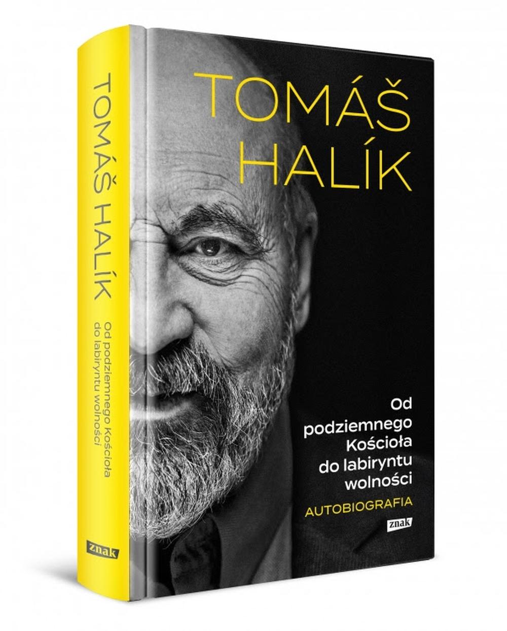 Tomas Halik od kościoła do labiryntu wolności